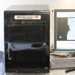 Ortho Insight 3D model scanner. Makes digital models from patients impression or dental cast
